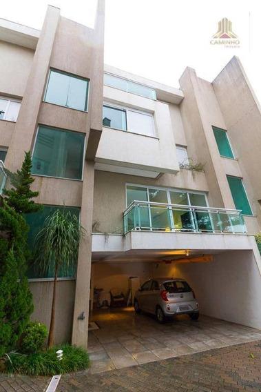 Casa Residencial À Venda, Vila Assunção, Porto Alegre. - Ca0411
