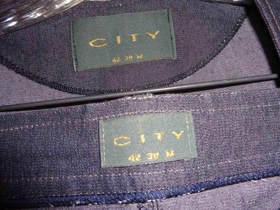 Imperdible Conjunto Jean Marca City