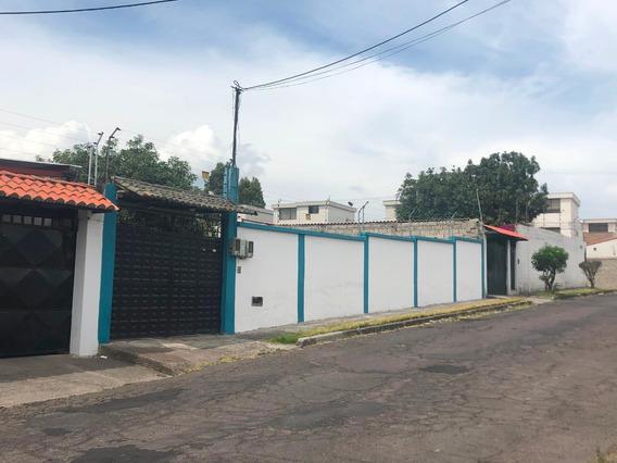 Casa Con Terreno De 486m2 En Sangolqui, Entre Espe Y Colibri