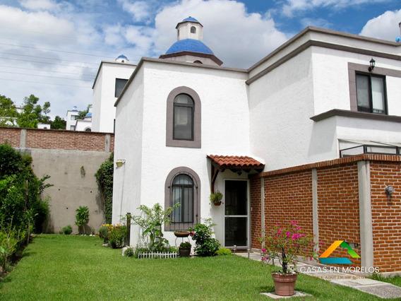 Casa De 3 Recamaras En Condominio Privado, Super Ubicación.