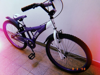 Vendo Bicicleta X Terra Rod 24 Nueva Sin Uso