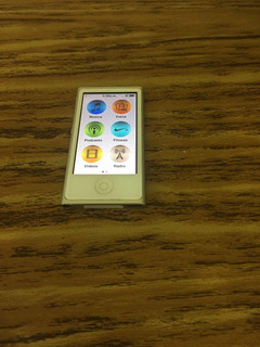 iPod Nano 7g 16gb En Buen Estado