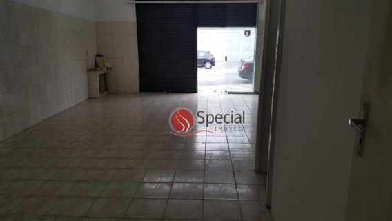 Salão Para Locação, Vila Carrão, São Paulo - Sl0171. - Sl0171