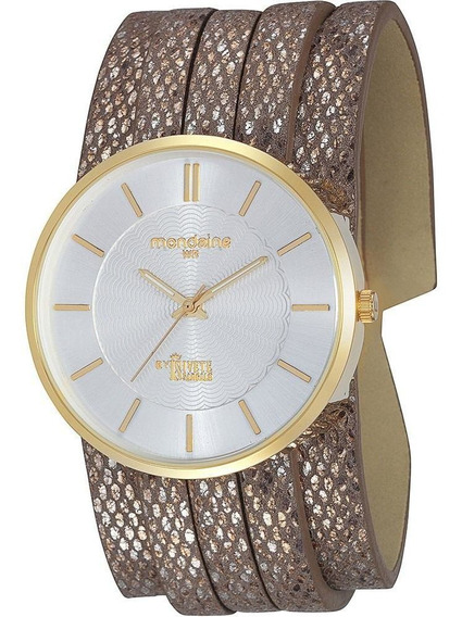 Relógio Feminino Mondaine By Ivete Zangalo 76373lpmvdh2