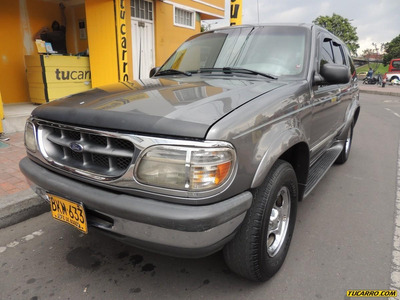 Ford Explorer Xlt 4.000cc At Abs Fe