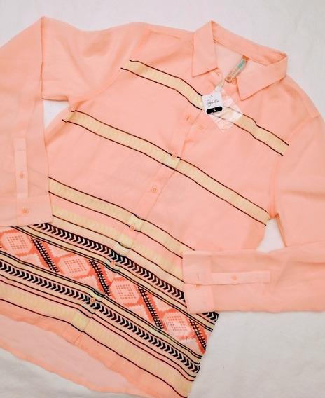 Camisa Sybilla Mujer
