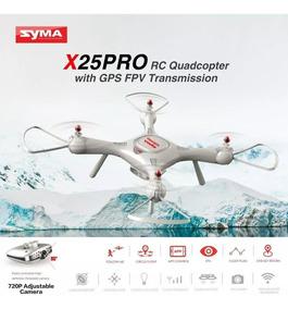 Drone Syma X25 Pro Gps Fpv Pronta Entrega - Promoção!!!