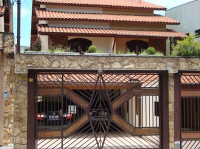 Imóvel - Sobrado Residencial À Venda, Jardim Popular, São Paulo - So0654. - So0654