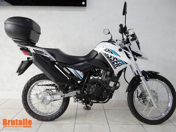 Yamaha Xtz 150 Crosser S Branca