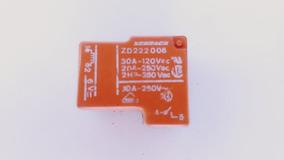 Rele Schrack Zd222006 6v 30a - Novo
