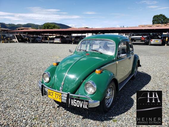Volkswagen Escarabajo Alemán