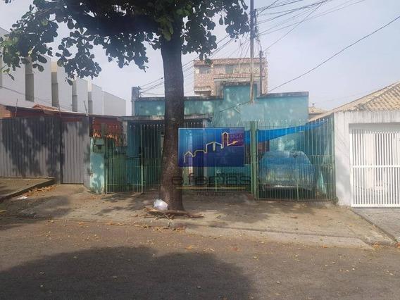 Bela Casa Térrea Para Locação Na Vila Matilde - Ca0108