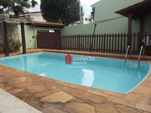 Casa À Venda, 181 M² Por R$ 800.000,00 - Jardim Dos Calegaris - Paulínia/sp - Ca0357