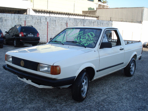 C20,a20,c10,pick-up,camionete Saveiro Cl 91 Alcool Raridade