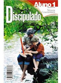 Revista Discipulado / Novos Convertidos Vol. 1 - Aluno