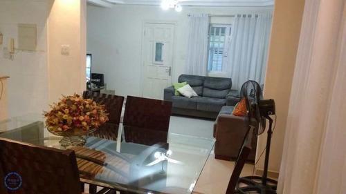 Sobrado Com 2 Dorms, Aparecida, Santos - R$ 950 Mil, Cod: 5209 - V5209