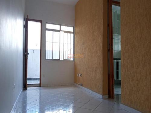 Apartamento No Bairro Taboao Em Sao Bernardo Do Campo Com 01 Dormitorio - V-30906