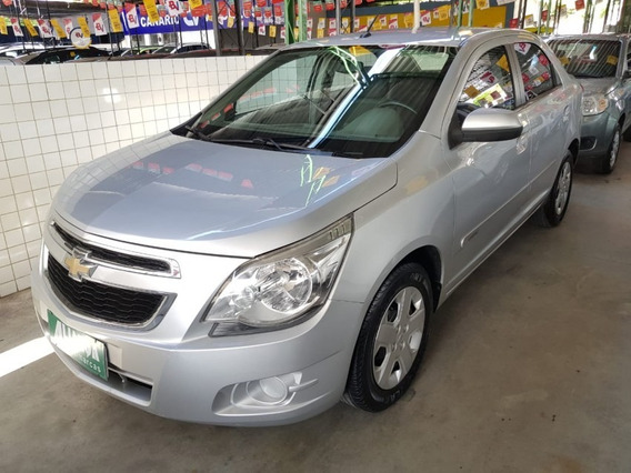 Chevrolet Cobalt 1.8 8v Flex 4p Automatico