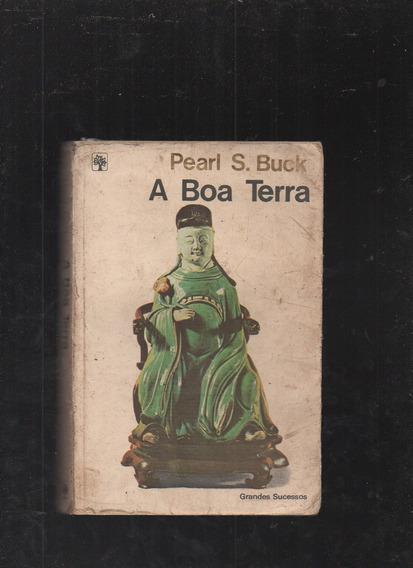 Livro A Boa Terra- Pearl S. Buck