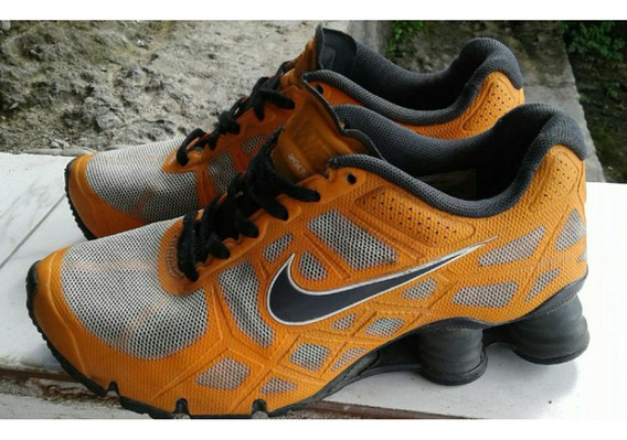 Tenis Nike Shox Turbo Original
