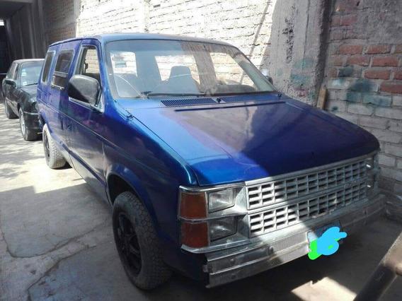 Dodge Ram Van Basico
