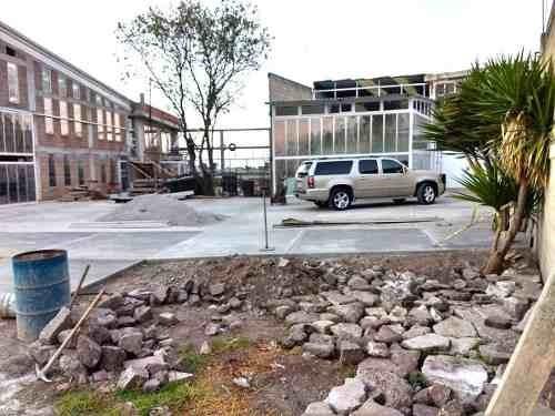Terreno En Renta San Mateo Atenco, Edo. De México