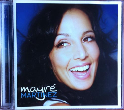 Mayré Martínez. (cd+dvd) Original, Usado