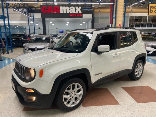 Jeep Renegade Longitude 1.8 2017 Branco 7p