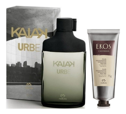 Perfume Kaiak Urbe, Pulpa Castaña Natu - mL a $396