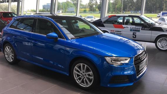 Audi A3 0km Sline Style 190 Cv Pagando En Us Billete
