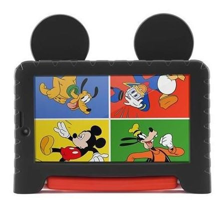 Tablet Mickey Plus Wi Fi 16gb Quad Core Multilaser - Nb314