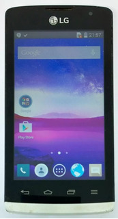 Smarpthone Lg Joy H222ttv Branco Dual 4gb Original Semi Novo