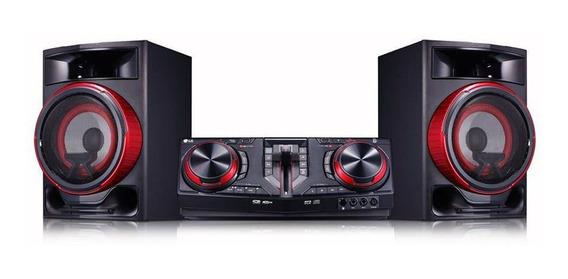 Mini System Lg 1800w Rms Bluetooth - Cj87.abrallk