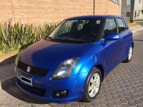 Suzuki Swift 1.5 5vel Aa Ee 100 Años Mt 2010