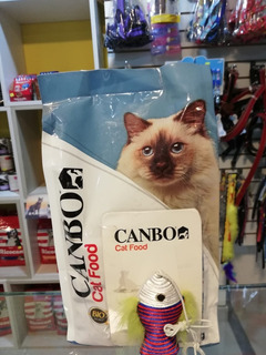 Canbo Cat Food Para Gatos Esterilizados 1 Kg