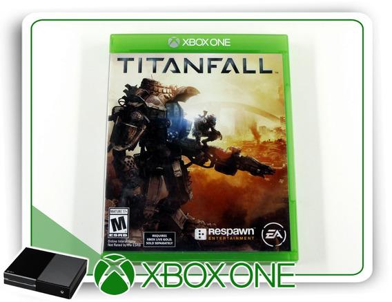 Titanfall Original Xbox One Xone Mídia Física