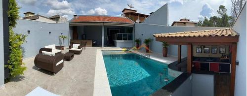 Casa Com 4 Dormitórios À Venda, 280 M² Por R$ 1.040.000 - Condomínio Portal Da Vila Rica - Itu/sp - Ca1731