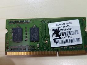 Memória Ddr3 4gb (2x 2gb) 10600s 667mhz