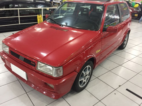 Uno Turbo 1994 Todo Original+novo De Sp,manual,motor Forjado