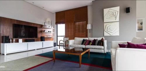 Imagem 1 de 19 de Brooklin - 2 Dormitórios - 1 Vaga - Lazer - Metro Campo Belo - Ap15412