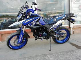Vendo Moto 250cc Full Extras De Cochera Se Va Barata