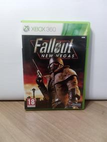 Fallout New Vegas Original Xbox 360 Usado