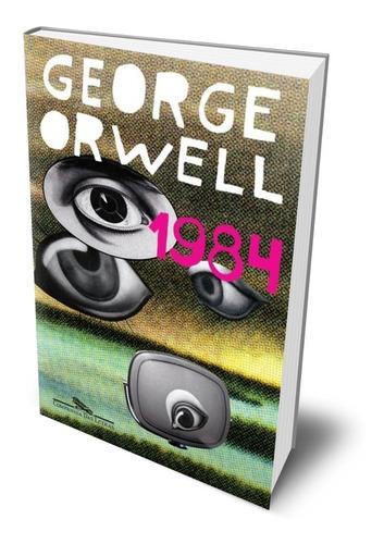 Livro 1984 George Orwell Grande Irmão Ficção + Frete Grátis | Mercado Livre