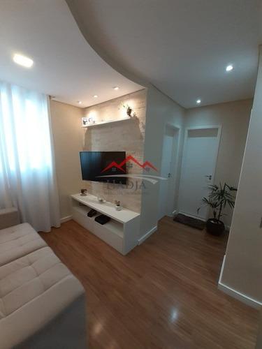 Apartamento A Venda Residencial Embiruçu - Recanto Quarto Centenário, Jundiaí - Sp - Ap00141 - 69189417