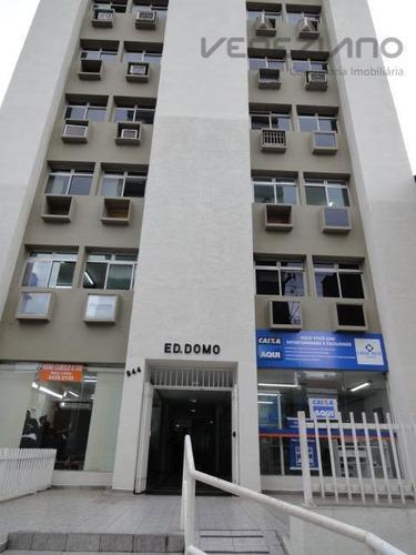 Sala À Venda, 55 M² Por R$ 132.000,00 - Centro - Piracicaba/sp - Sa0001