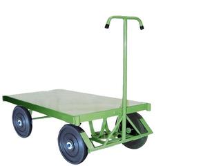 Carro Plataforma 1500 X 800 Com Freio. Cod 153