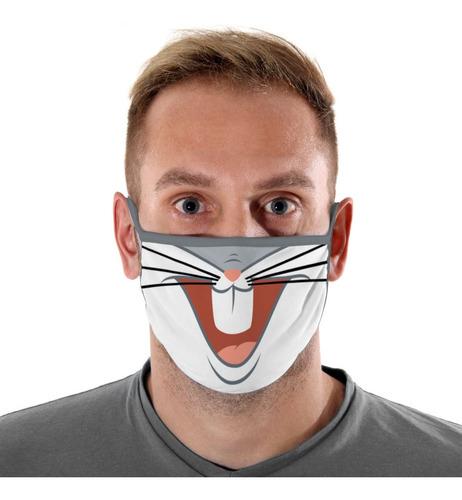 Mascara De Protecao Pernalonga Adulto