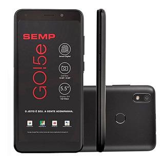 Smartphone Barato 4g Semp Go 5e Foto 13m 16g 1ram Android 8