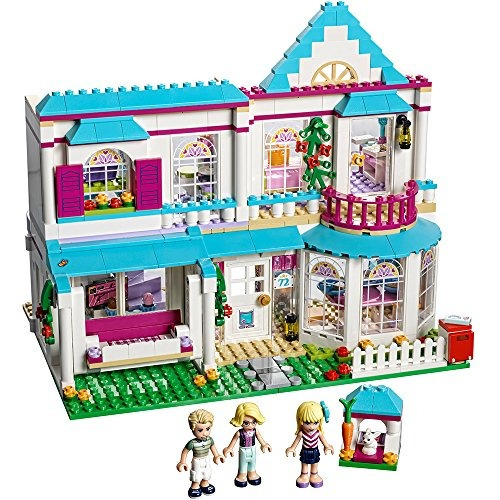Lego Friends Stephanies House 41314 Juguete Para Niños De 6-
