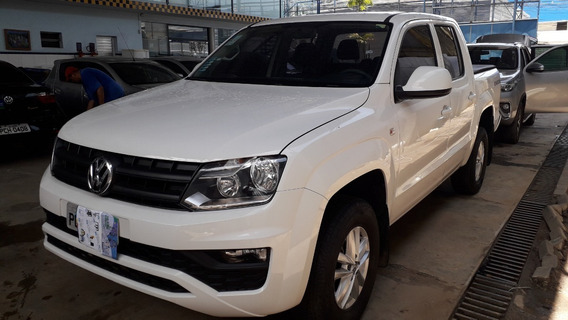 Volkswagen Amarok 2.0 Se Cab. Dupla 4x4 4p 2017 Ipva 2020 Pg